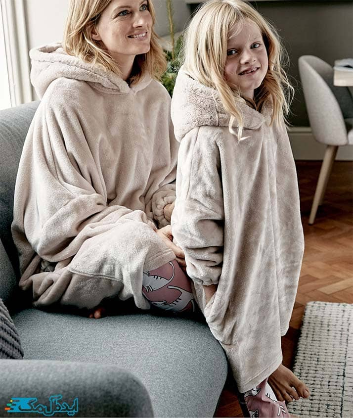 ست مادر و دختری برای زمستان
