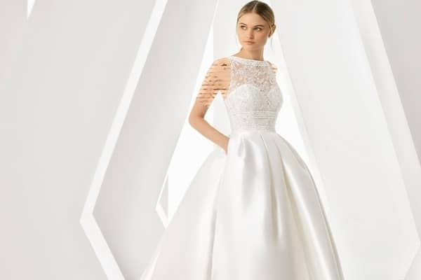 مدل لباس عروس اروپایی 2020