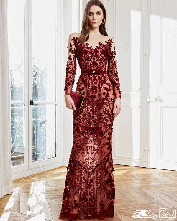 مدل لباس شب مجلسی زنانه