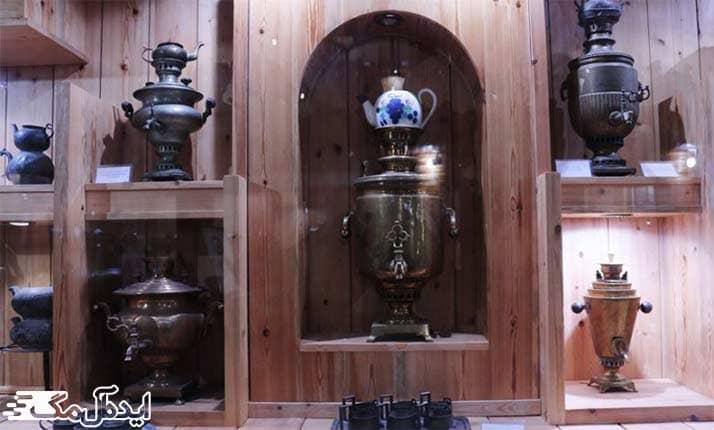 موزه چای ایران
