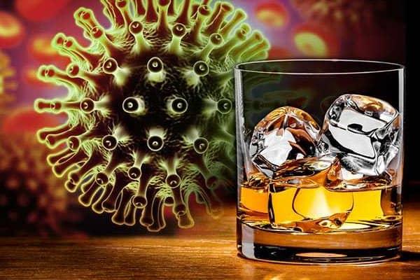 تاثیرات منفی نوشیدنی های الکلی بر بیماران HIV