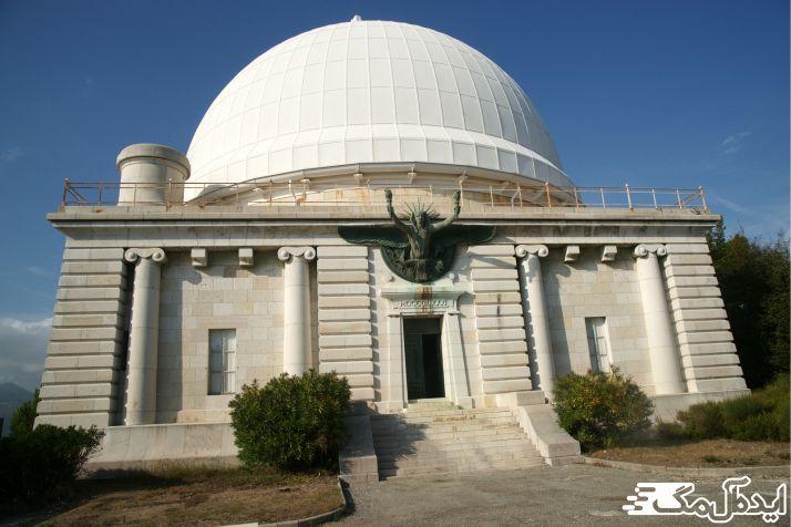 رصدخانه شهر نیس در فرانسه