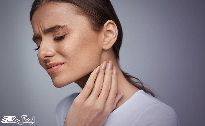 علائم سرطان گردن