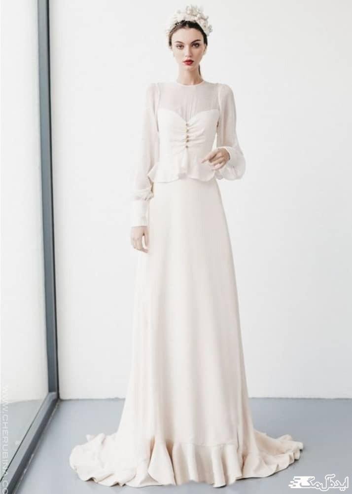 لباس عروس خاص و شیک