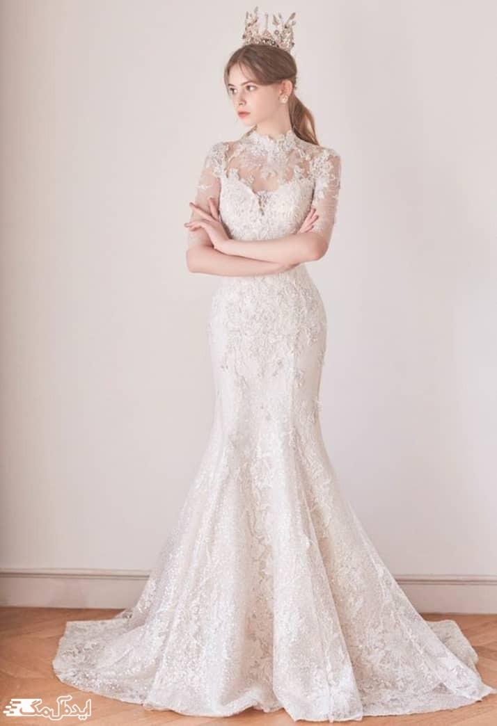 مدل لباس عروس نامزدی