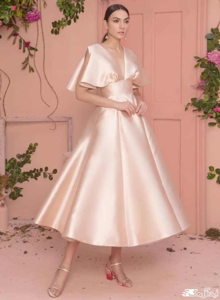 مدل لباس نامزدی پرنسسی