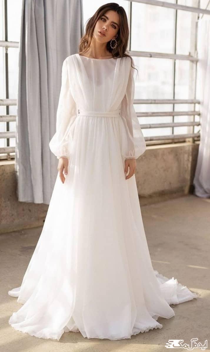 لباس پوشیده نامزدی