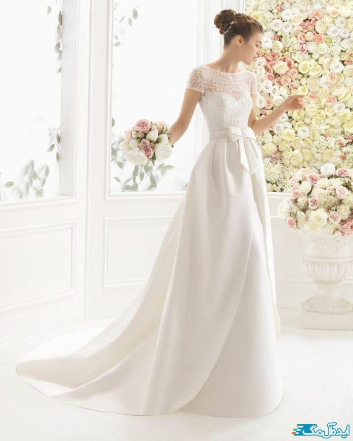 جدید ترین مدل لباس عروس اروپایی دخترانه