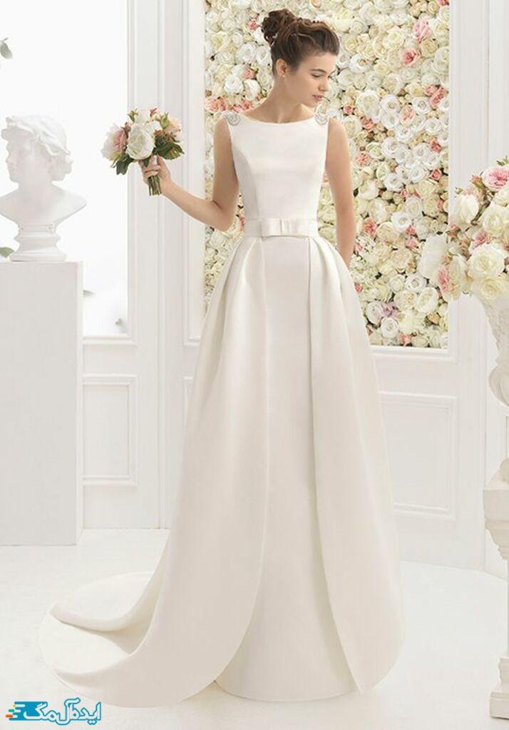 لباس عروس اروپایی ترند سال 2020
