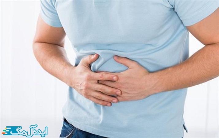 دلایل ایجاد درد در ناحیه شکم