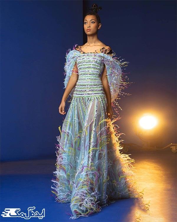 مدل لباس مجلسی شیک 2020