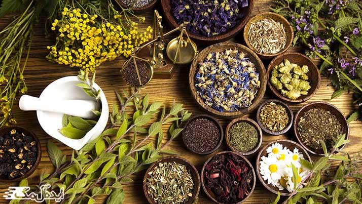 درمانهای گیاهی طب سنتی برای کنترل کم کاری تیروئید