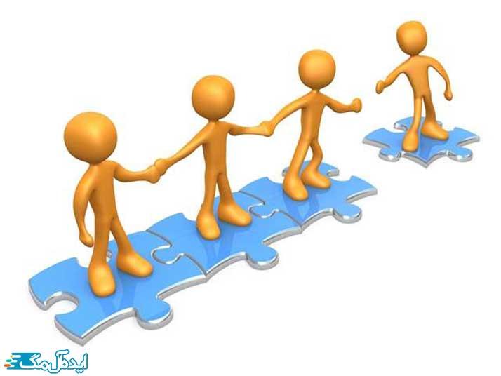 داشتن روابط خوب با دیگران