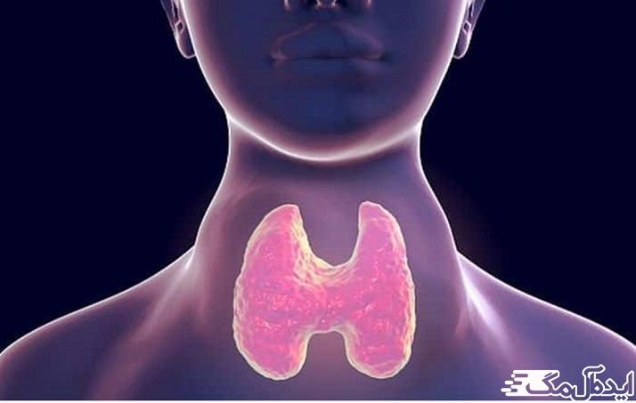 سطح هورمون تحریک کننده تیروئید (TSH)