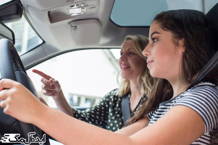 انتخاب مربی خوب برای افزایش مهارت های رانندگی