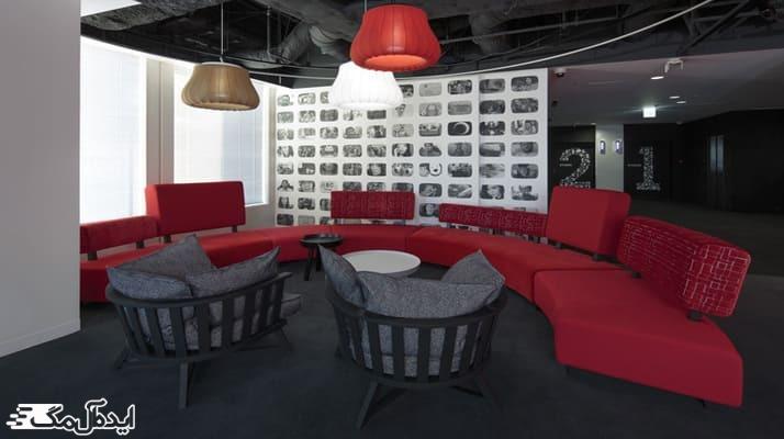 معرفی بهترین رنگها برای دیوارهای اتاق کار