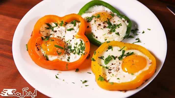 ارزش غذایی و کالری تخم مرغ چقدر است؟