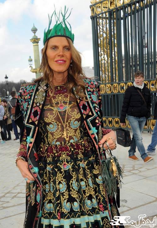 سبک پوشش اگزوتیک در لباس زنانه