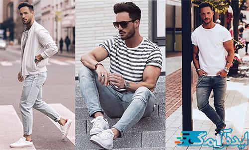 سبک پوشش رترو در لباس مردانه