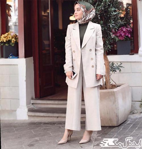 سبک پوشش رسمی زنانه