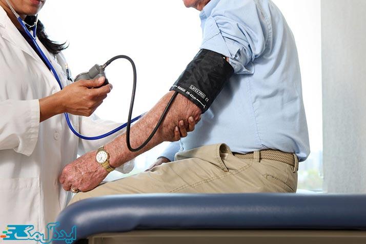 تاثیر آجیل های نمکی بر فشار خون