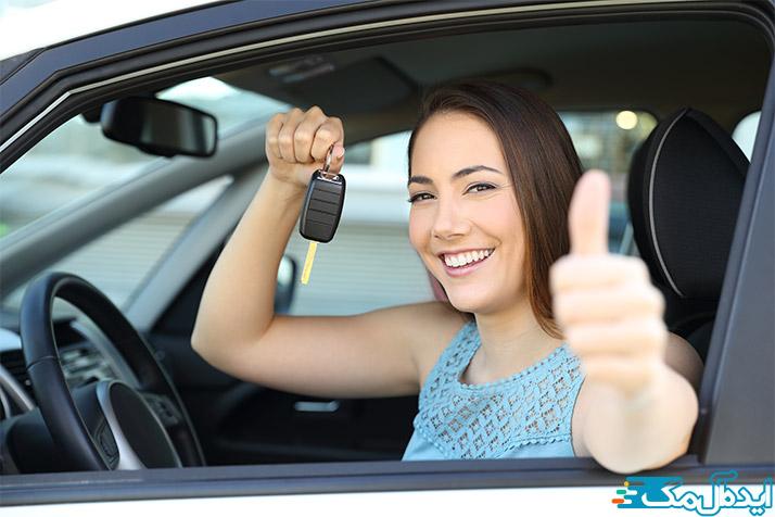 چگونه اعتماد به نفس خود در رانندگی را افزایش دهیم