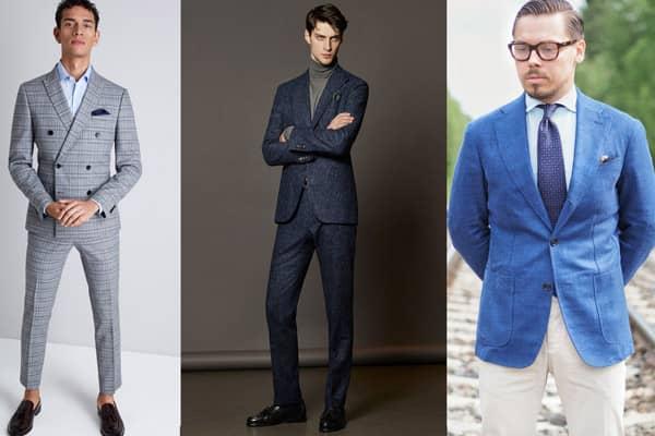 ست رسمی مردانه برای سر کار