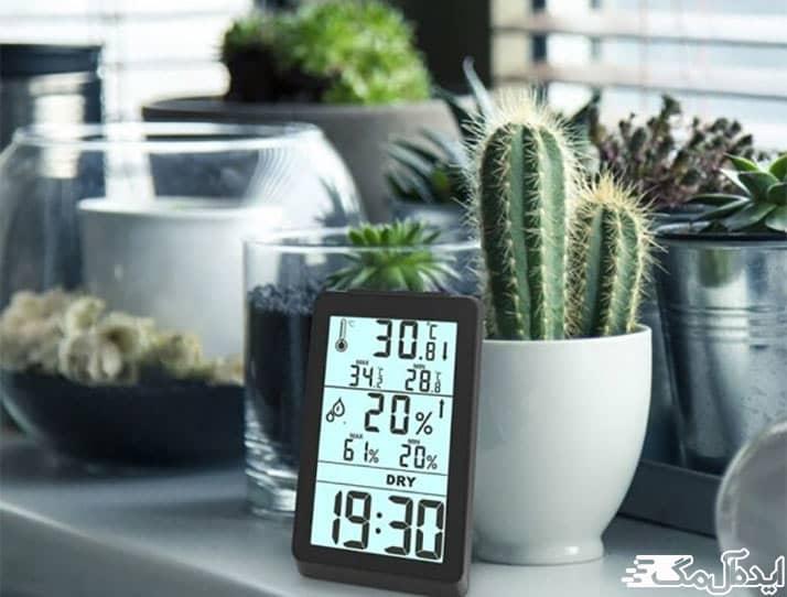دمای مناسب برای گیاهان