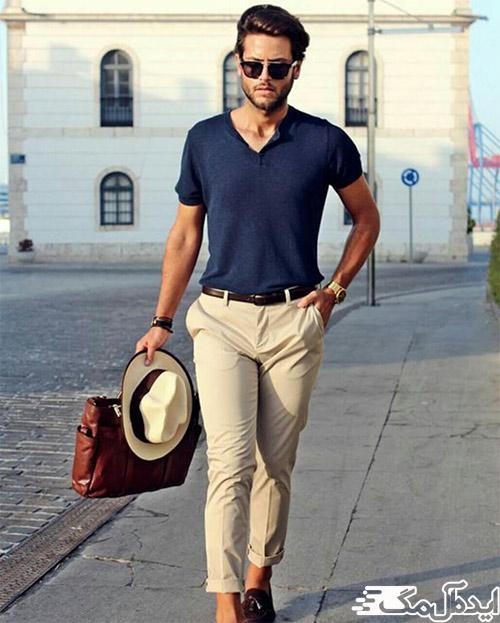 تیپ مردانه برای تابستان