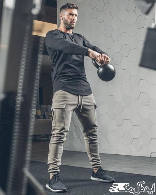 لباس ورزشی مردانه