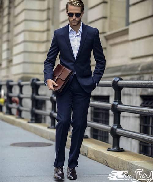 تیپ مردانه برای مصاحبه کاری