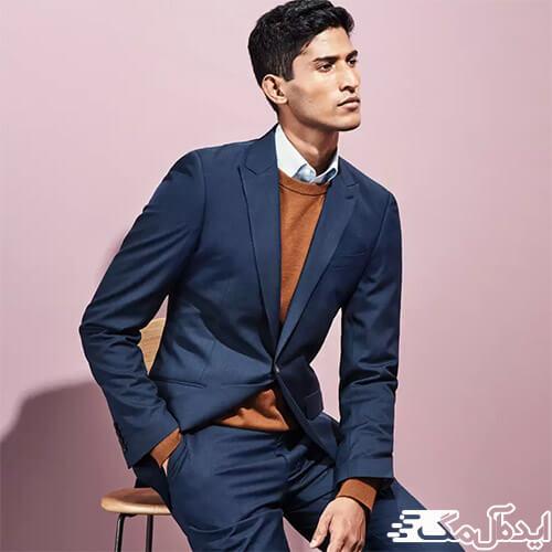 انتخاب کت رسمی مردانه