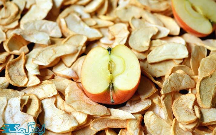 کالری میوه های خشک شده