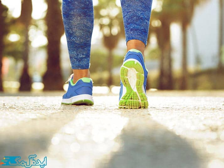 پیاده روی