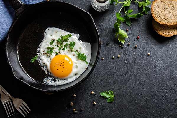 کالری تخم مرغ و تاثیر آن روی سلامتی