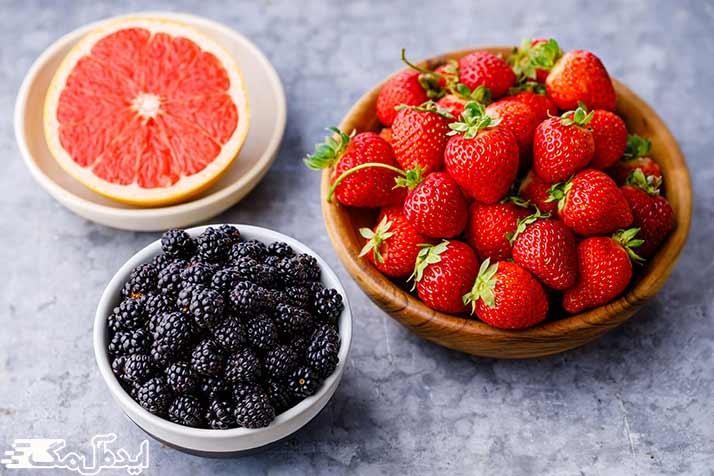 کالری میوه ها