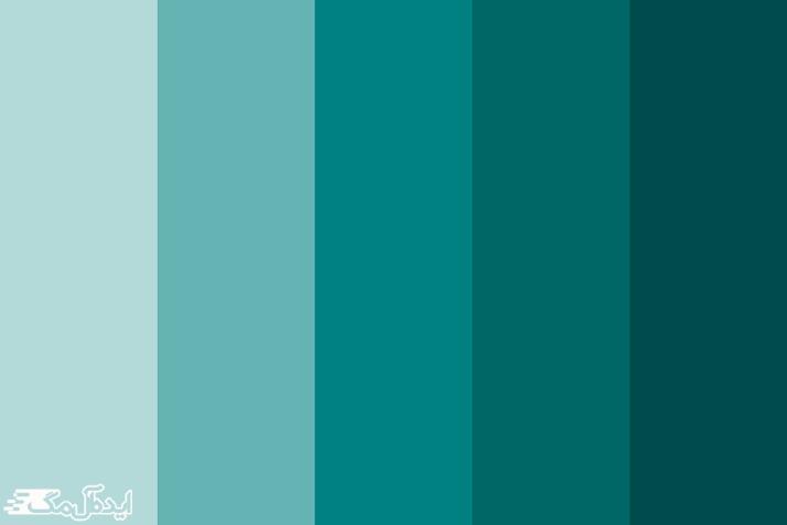 طیف رنگی سبز کله غازی