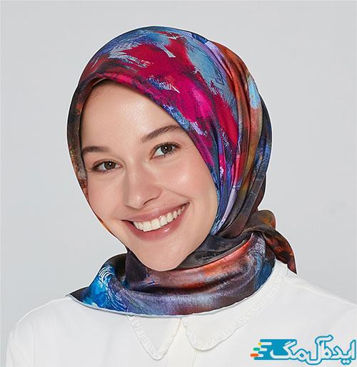 مدل جدید روسری 2021