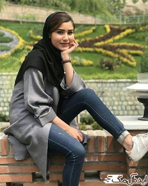 تیپ دخترانه برای دانشگاه