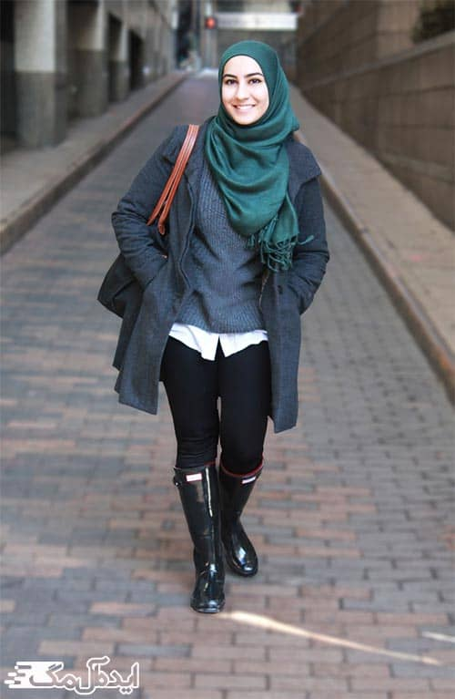 لایه ای لباس پوشیدن