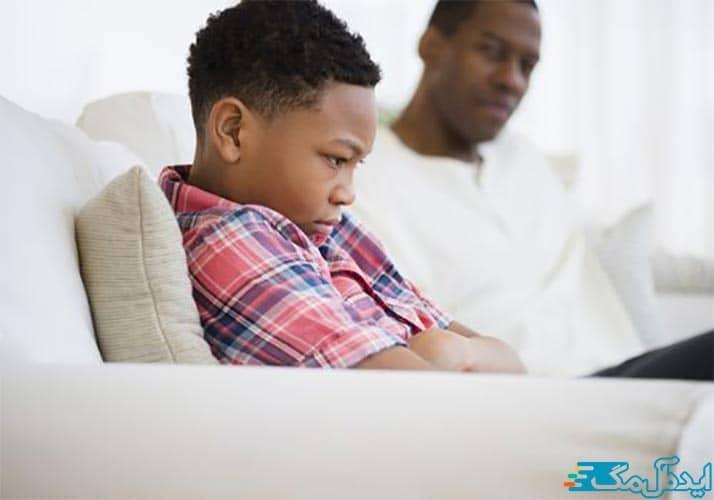 مشکلات دوران نوجوانی