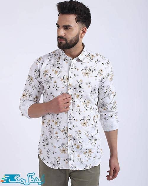 پیراهن کژوال