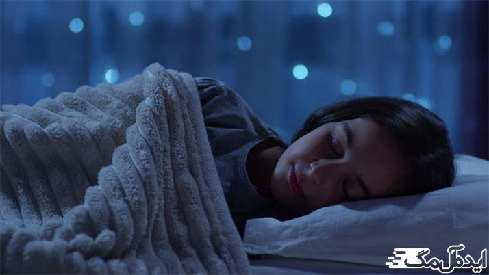 خواب منظم شبانه