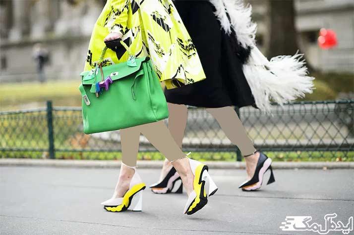 ست کیف و کفش جدید برای نوروز 1400