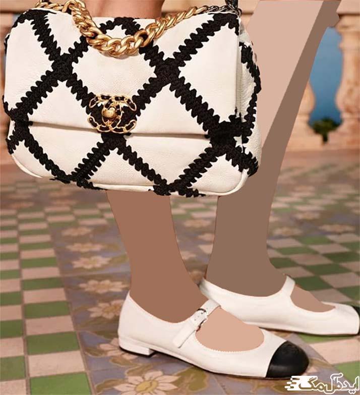 ست کیف و کفش دخترانه 2021
