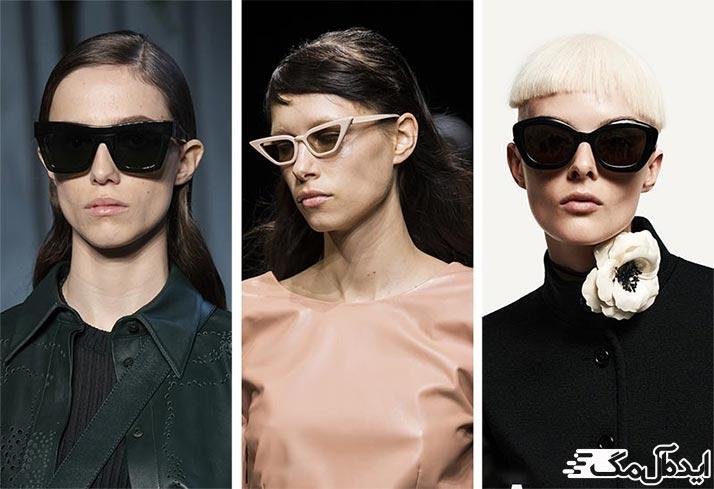 عینک آفتابی مد سال 1400