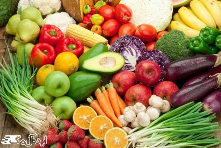 رژیم غذایی مناسب برای افراد سوداوی