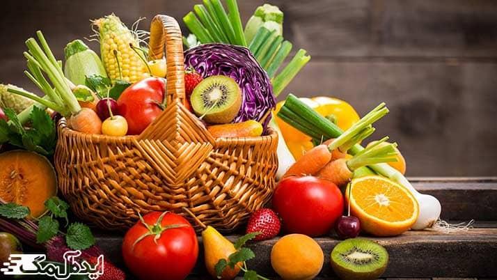 غذاهای حاوی ویتامین C