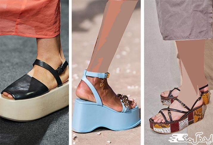 کفش لژدار برای نوروز 1400