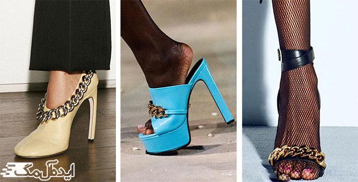 جدیدترین مدل کفش برای نوروز 1400